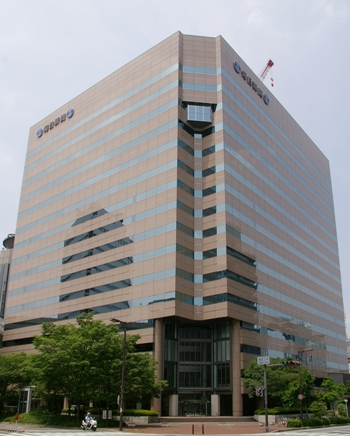 Mainichi-Shimbun-Osaka-Office-01